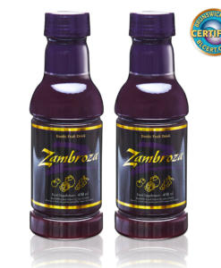 Zambroza Duo Pack - tekutý antioxidant