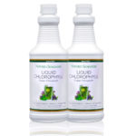 Liquid Chlorophyll Nature's Sunshine Duo Pack