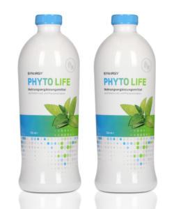 Liquid Chlorophyll PhytoLife Duo Pack - tekutý chlorofyl