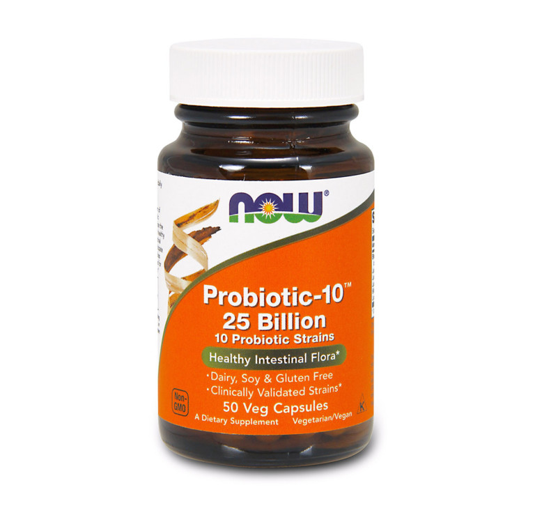 PROBIOTIC-10 25 BILLION 50 VCAPS