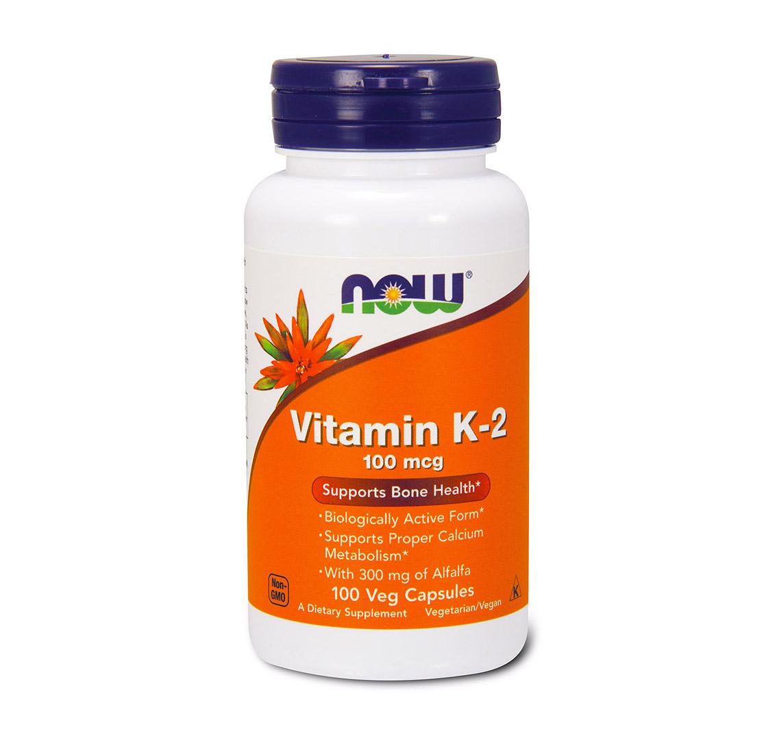 NOW Vitamin K2