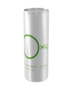 Oxy Water Kyslíková voda okurka a limetka
